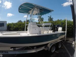 Used Pathfinder 2200 Bay Boat For Sale