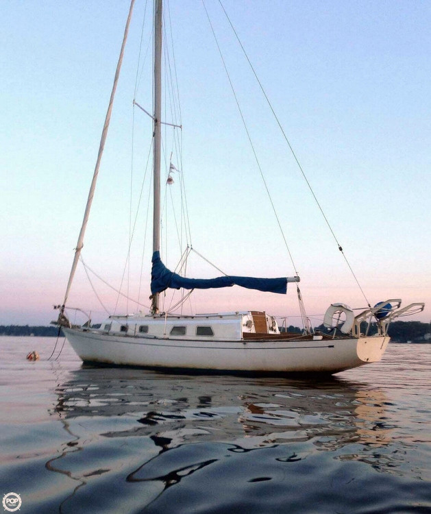 Used Bristol Yachts 34 Racer and Cruiser Sailboat For Sale