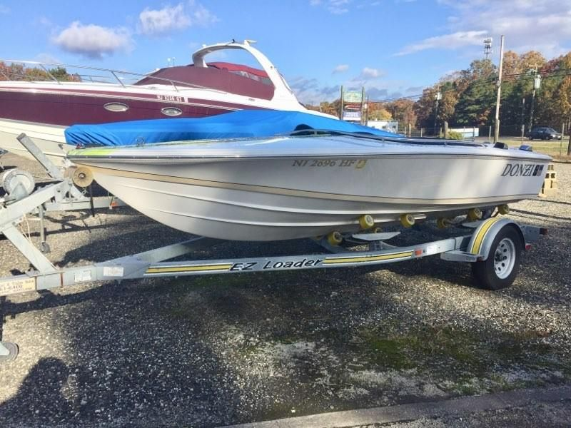 Donzi For Sale >> 1995 Used Donzi 16 Classic High Performance Boat For Sale 14 500