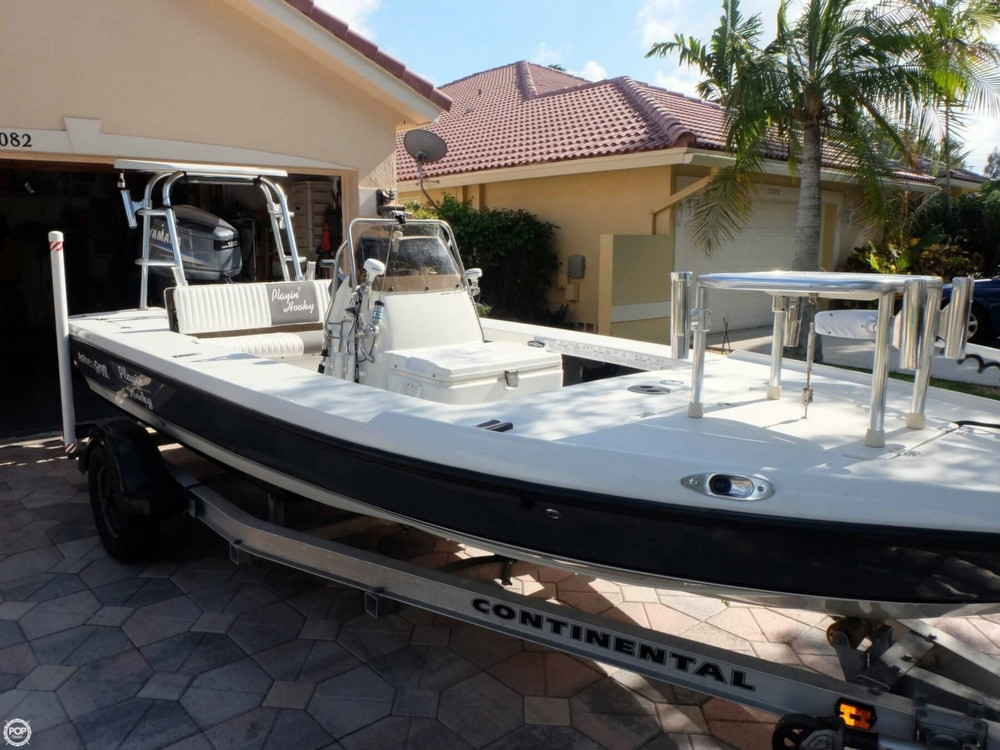 Used Action Craft 1720 SE Flyfisher Flats Fishing Boat For Sale