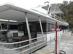 Used Jamestowner 16 X 80 Houseboat House Boat For Sale