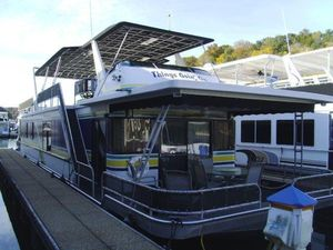 Used Sumerset 16 X 75 Houseboat House Boat For Sale