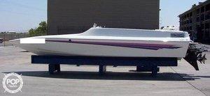 Used Wells Enterprises SR 21 V-Trap High Performance Boat For Sale