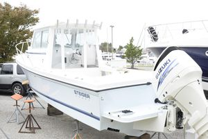 New Steiger Craft 255 Miami Pilothouse Boat For Sale