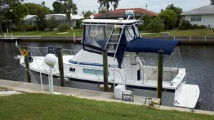 Used Albin 322 Flybridge Boat For Sale