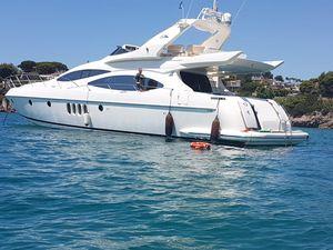 Used Azimut 68 Plus Flybridge Boat For Sale