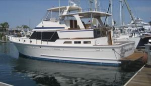 Used Offshore Yachtfisher Motor Yacht For Sale