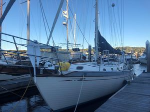 Used Baba 40 Cruiser Sailboat For Sale