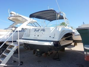 Used Sea Ray 29 Amberjack Inboard Express Cruiser Boat For Sale
