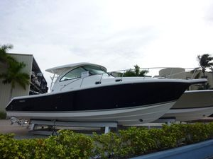 Used Pursuit OS 385 Offshore Cruiser Boat For Sale
