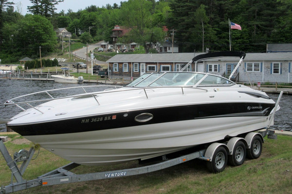 Used Crownline 227 CCR - 11517 Cuddy Cabin Boat For Sale