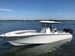 Used Yellowfin 32 CC Center Console Fishing Boat For Sale