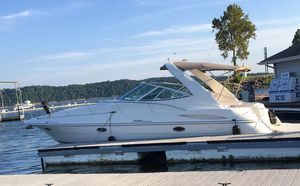 Used Cruisers Sport Series 340 Express Cruiser Boat For Sale