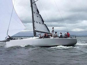 Used Custom Irc/orc FARR 42 Racer and Cruiser Sailboat For Sale