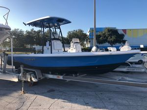 New Blue Wave 2300 Pure Bay Saltwater Fishing Boat For Sale