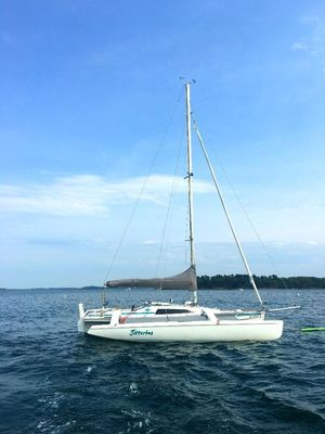 Used Corsair F-27 - 296 Trimaran Sailboat For Sale
