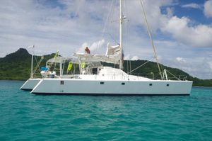 Used Catamaran Marc Pinta Pastorale Catamaran Sailboat For Sale