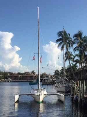 Used Corsair 24mkii #394 Trimaran Sailboat For Sale