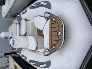 Used Zodiac AVON Seasport 420 Tender Boat For Sale