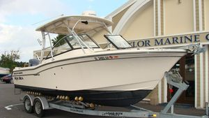 Used Grady-White Freedom 255 Cruiser Boat For Sale