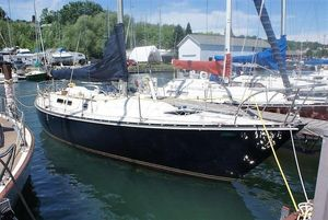 Used C&c 39 Racer and Cruiser Sailboat For Sale