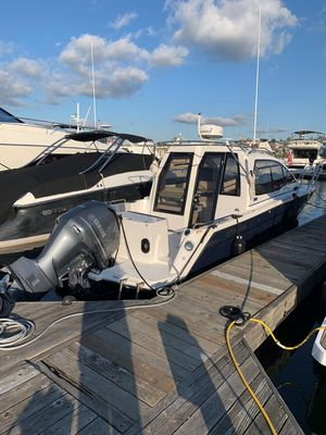 Used Cutwater C 242 Coupe Cruiser Boat For Sale