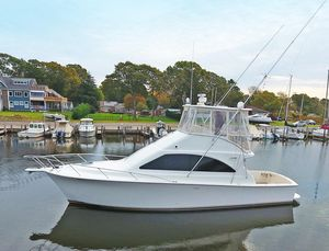 Used Ocean 40 Super Sport Convertible Fishing Boat For Sale