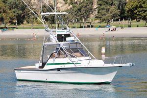 Used Topaz 29 Sportfisherman Sports Fishing Boat For Sale