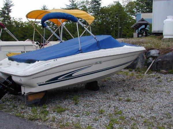 Used Sea Ray 185 Bow Rider 11489 Runabout Boat For Sale