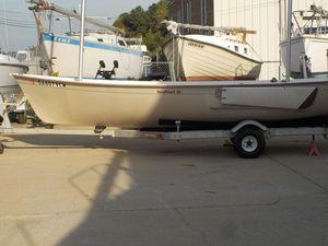 Used Marine Concepts Sea Pearl 21 Daysailer Sailboat For Sale