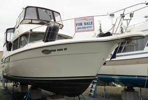 Used Carver 35 Sundeck Aft Cabin Boat For Sale