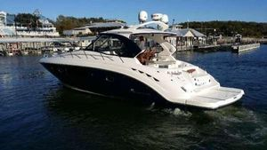 Used Chaparral Premiere 400 Motor Yacht For Sale
