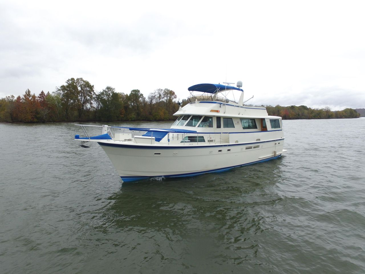 ... Used Hatteras 58 Motor Yacht Motor Yacht For Sale ...