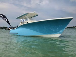 New Obx 32 CC Center Console Fishing Boat For Sale