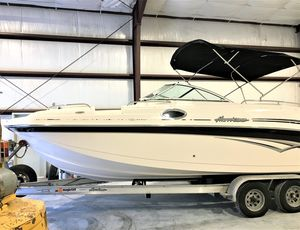 Used Hurricane 257 DC257 DC Deck Boat For Sale