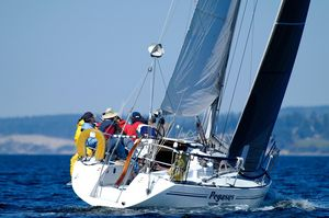 Used Soverel S-33 Racer and Cruiser Sailboat For Sale