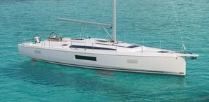 New Beneteau 51.1 Racer and Cruiser Sailboat For Sale