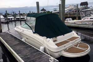 Used Sea Ray 225 Weekender Walkaround Fishing Boat For Sale