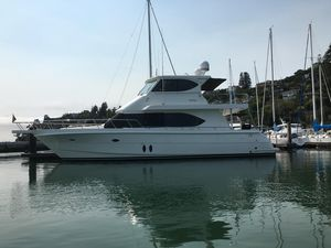 Used Activa Skylounge Motor Yacht For Sale