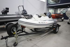 Used Avon Seasport 340 Deluxe NEO Rigid Sports Inflatable Boat For Sale