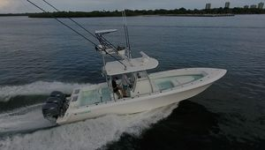 Used Contender 35 Tournament Center Console Fishing Boat For Sale