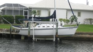 Used Precision 28 Sloop Racer and Cruiser Sailboat For Sale