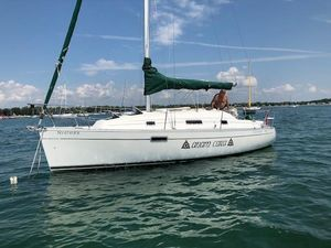 Used Beneteau 281 Cruiser Sailboat For Sale