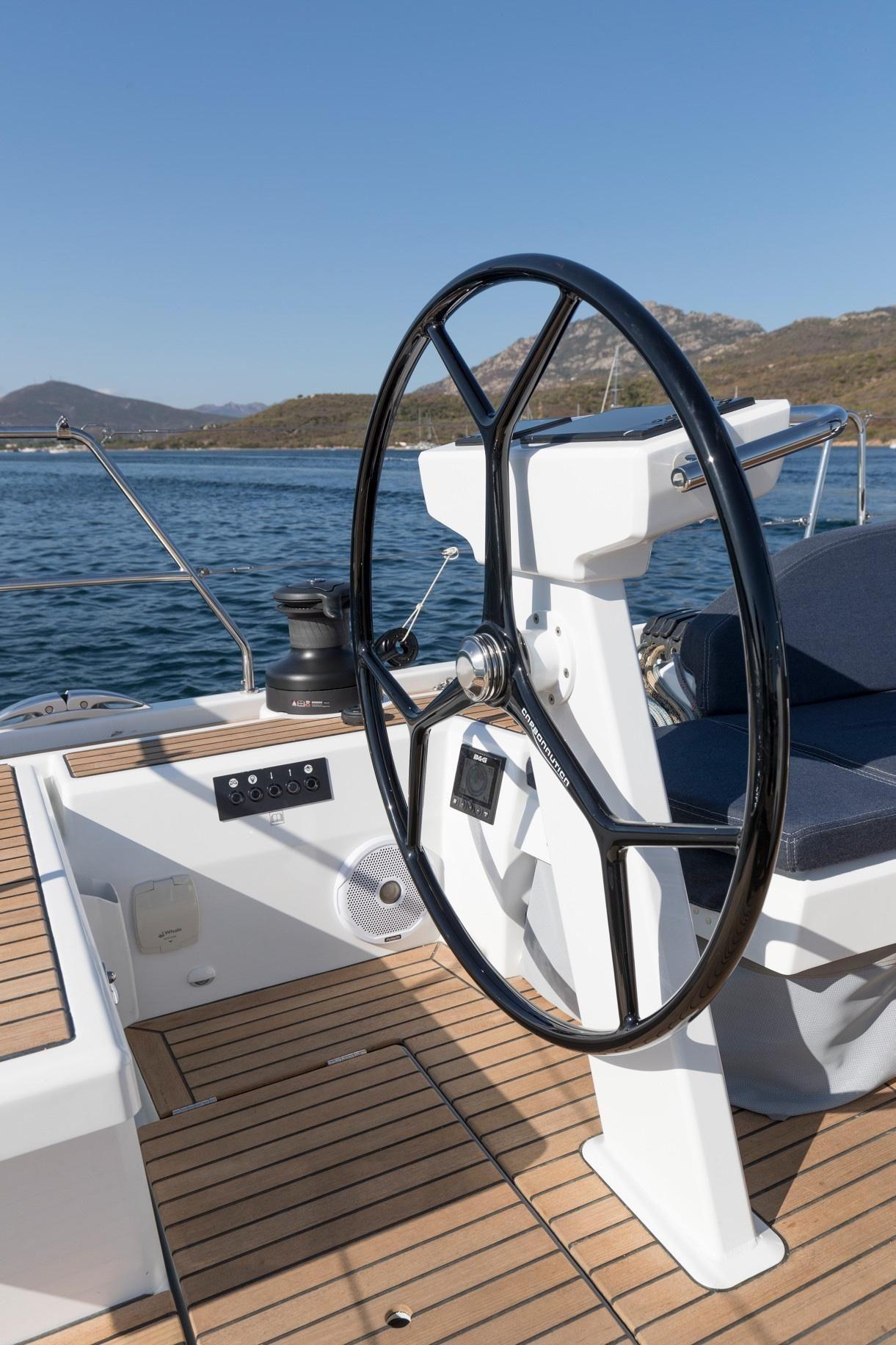 2019 New Beneteau Oceanis 51 1 Cruiser Sailboat For Sale