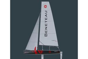 New Beneteau America First 14 Racer and Cruiser Sailboat For Sale