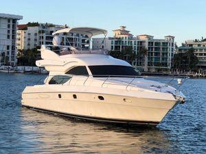Used Altamar 50 Flybridge Boat For Sale