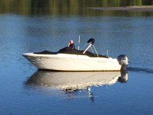 Used Sea Fox 226 Traveler Cruiser Boat For Sale