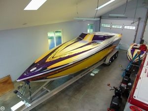 Used Sunsation 32 SS High Performance Boat For Sale