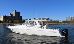 Used Intrepid 390 Sport Yacht (NEW Engines) Center Console Fishing Boat For Sale