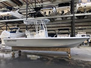 New Sea Pro 248 DLX Center Console Fishing Boat For Sale
